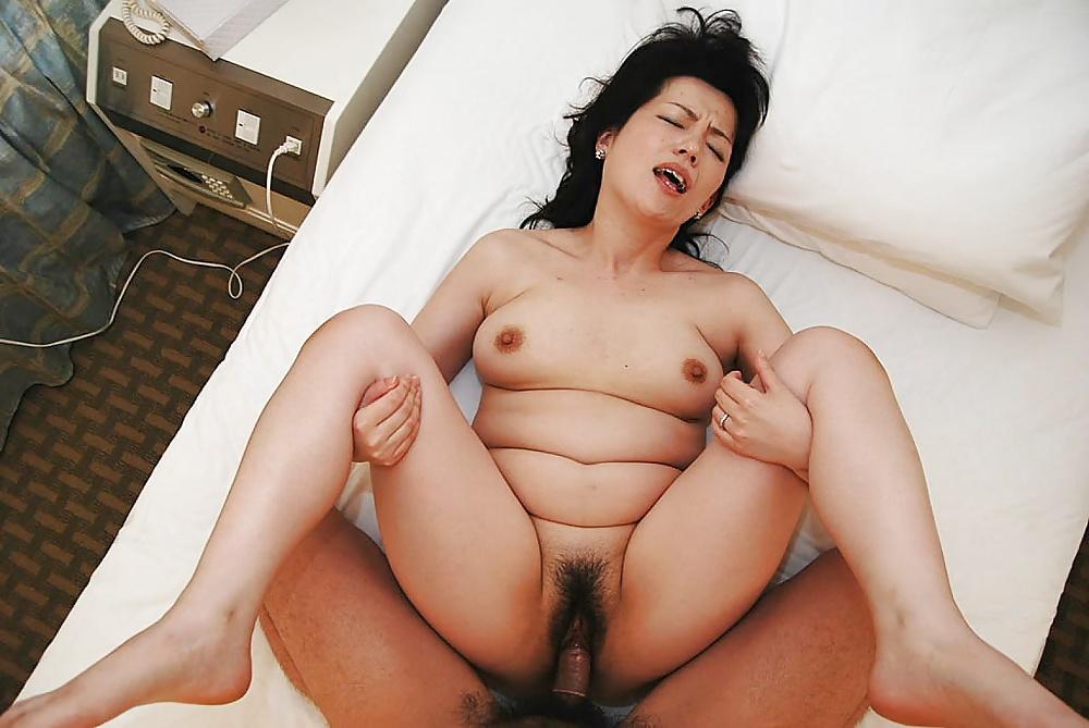 Порно зрелые большие японки